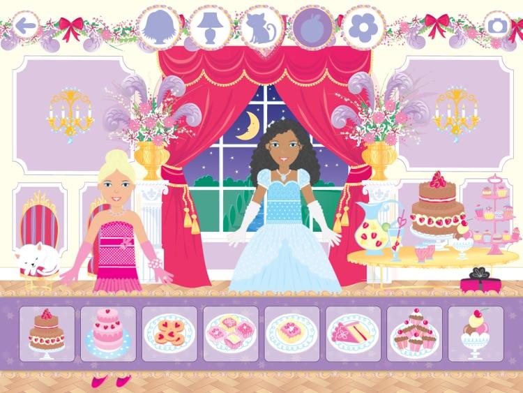 Usborne Sticker Dolly Princess screenshot-4