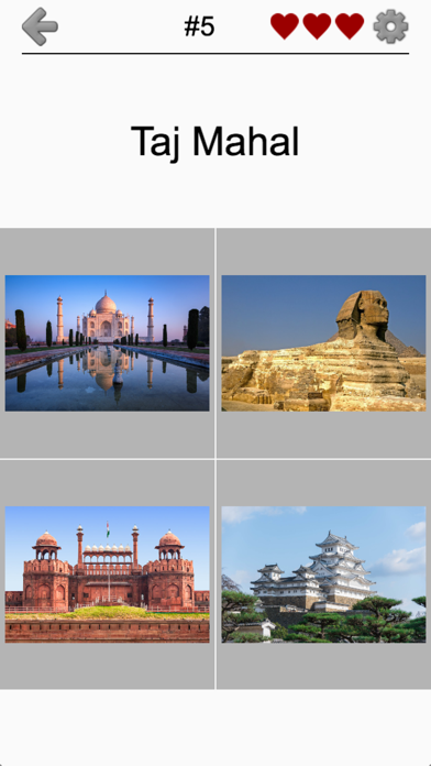 Famous Monuments of the World screenshot 2