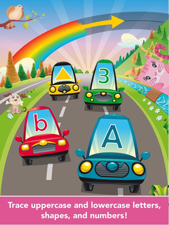 ABC Letter Tracing School Edu screenshot 7