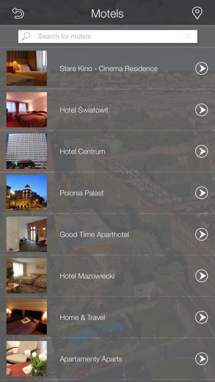 Lodz City Guide screenshot-4