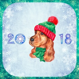 Dog Christmas - Sticker Pack