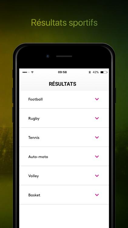 france•tv sport: actu sportive screenshot-3