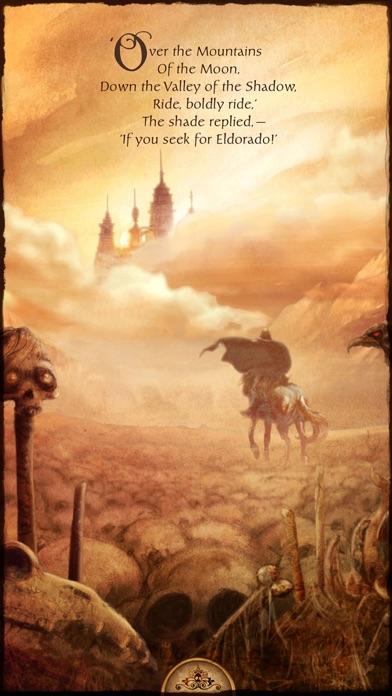 iClassics: Edgar A. Poe Vol. 3 screenshot 3