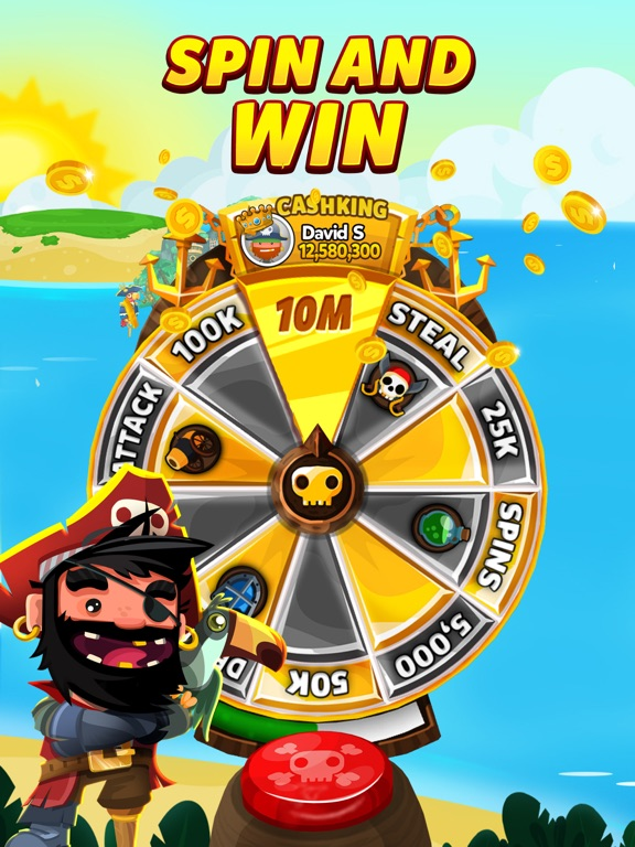 Pirate Kings™ на iPad