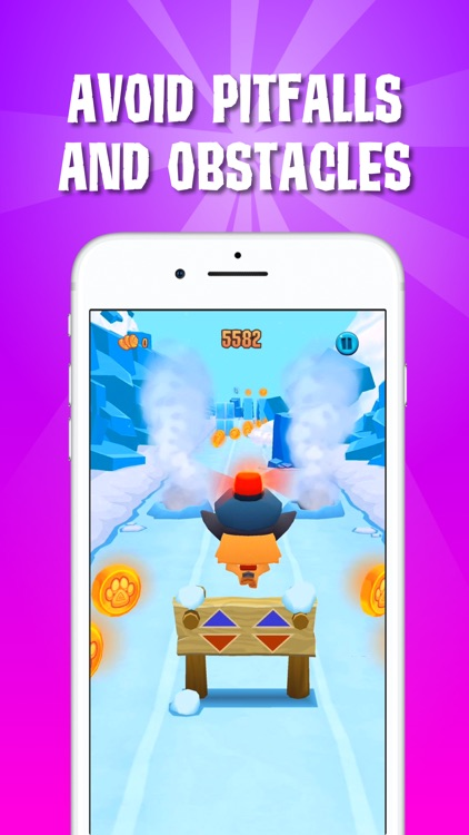 Dash Tag - Fun Endless Runner! screenshot-2