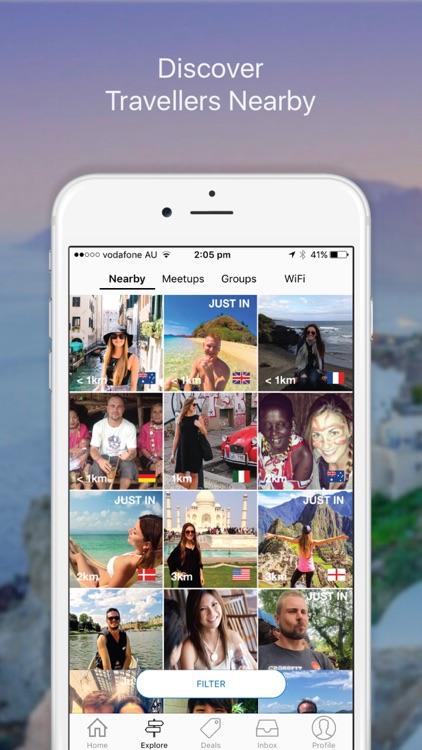 Travello: Make Travel Social