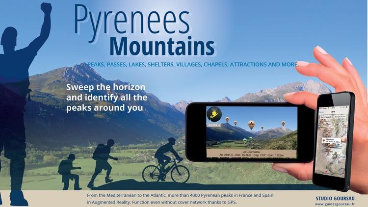 Pyrenees Mountains screenshot-0