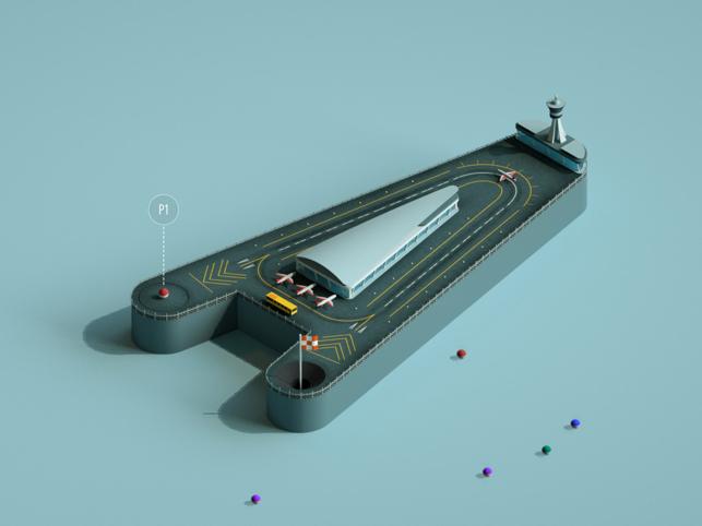 Alphaputt Screenshot