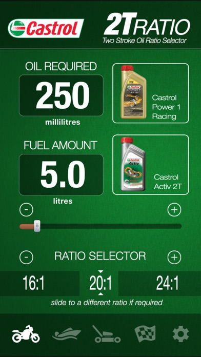 Download Castrol 2TRatio for Pc