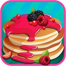 Hot Pancake Maker – Free Cooking Game for Kids
