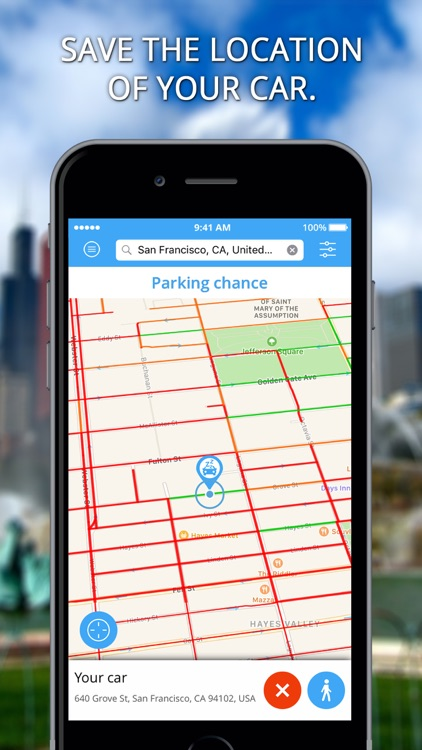 Parknav - Find Street Parking