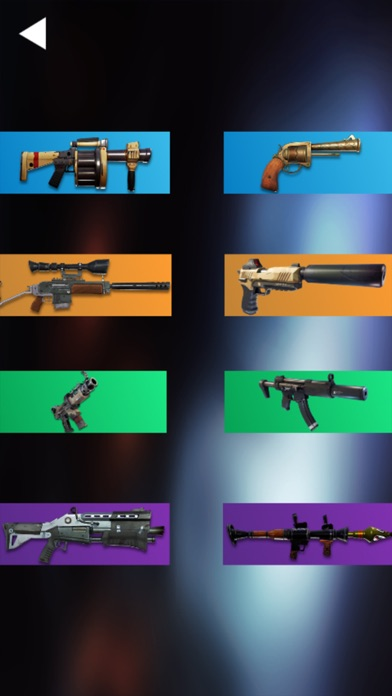 Weapons Simulator For Fortnite Screenshots