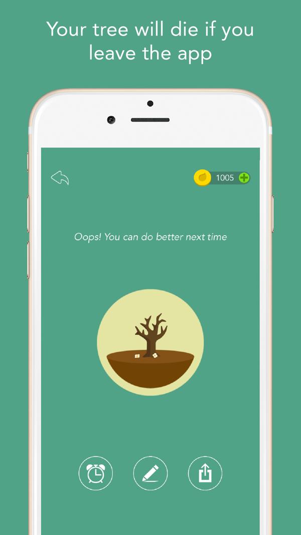 как пользоваться приложением forest stay focused