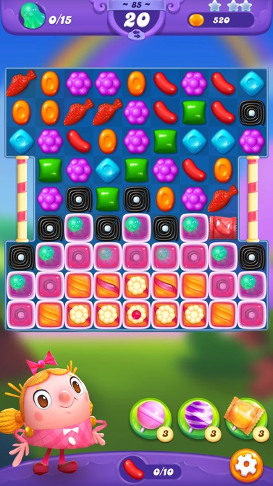 Candy Crush Friends Saga app image