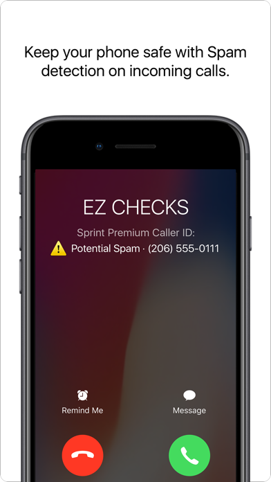 Sprint Call Screener screenshot 1
