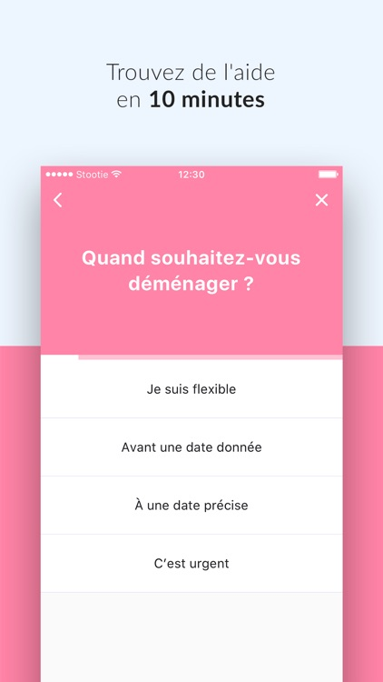 Stootie - L'app pour se rendre service ! screenshot-3