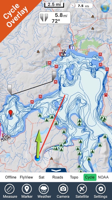 Yellowstone National Park - GPS Map Navigator | App Price Drops