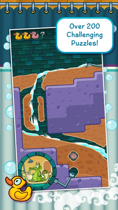 Screenshot for Where's My Water? in Ukraine App Store