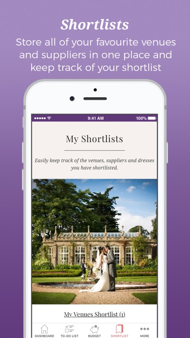 Hitched - Wedding Planner screenshot 5
