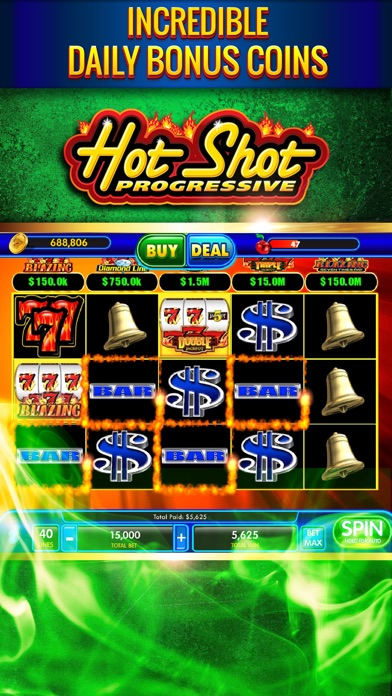 download Hot Shot Casino - 777 Slots