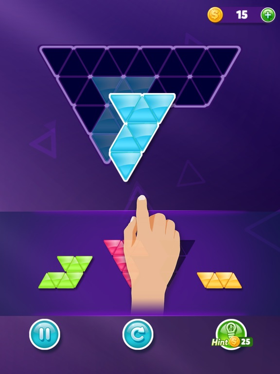 Block! Triangle puzzle:Tangram screenshot 7