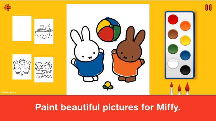 Miffy's World! screenshot-0