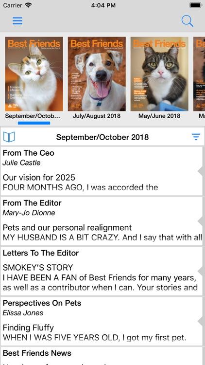 Best Friends Magazine screenshot-6