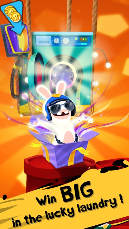 Rabbids Crazy Rush screenshot-4