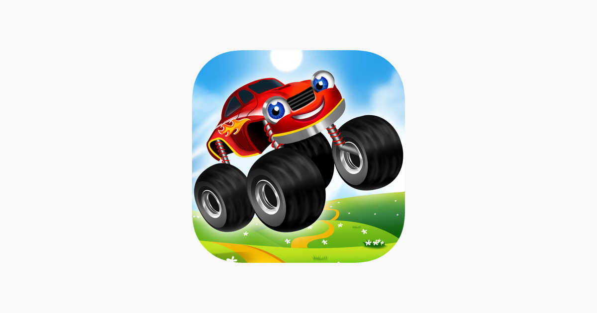 Monster Trucks Kids Racing Game On The App Store