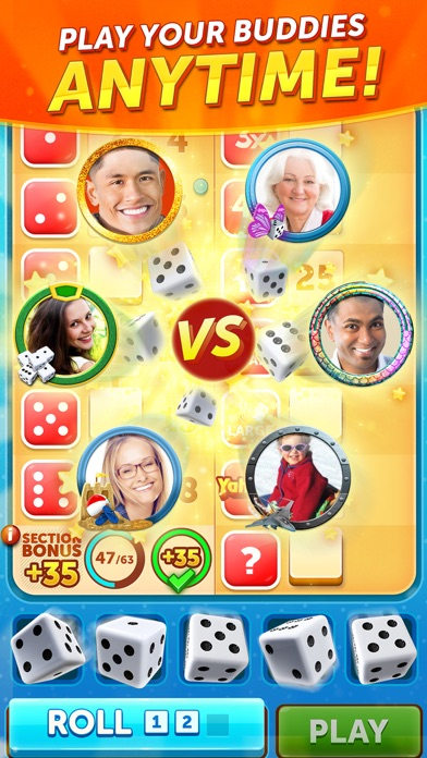 Yahtzee® with Buddies Dice screenshot 2