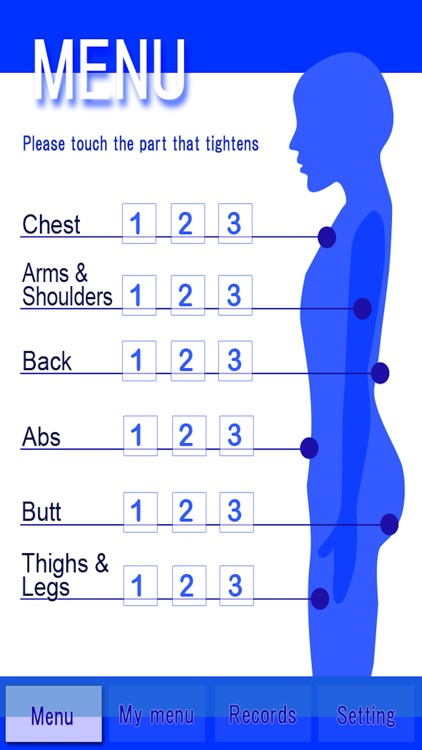 Training to tighten body