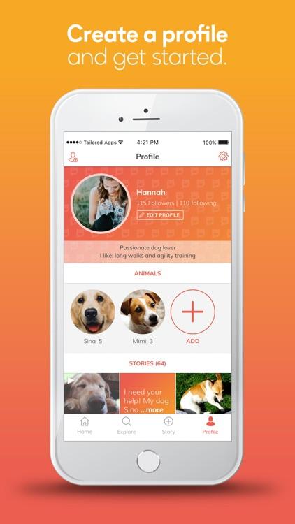 grinzoo - my social pet app screenshot-0