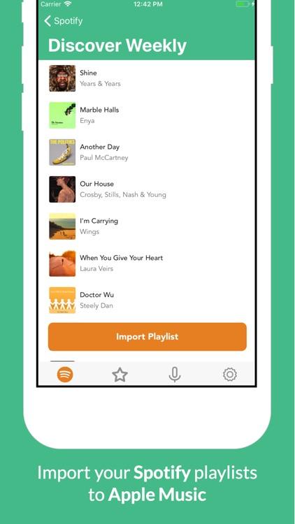 Babel - Playlist Transfer screenshot-0