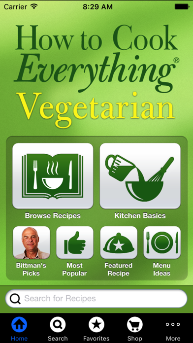 Screenshot #6 for How to Cook Everything Veg