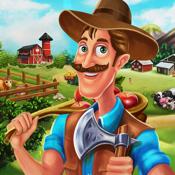 Big Little Farmer Offline Game icon