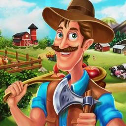 Big Little Farmer Offline Game
