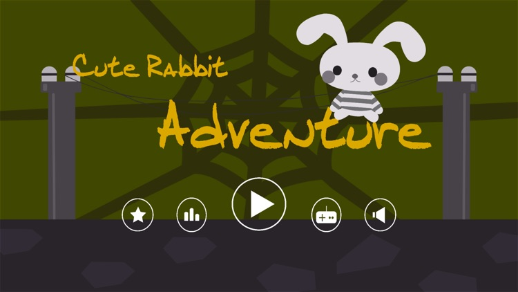 Cute Rabbit Adventure screenshot-0