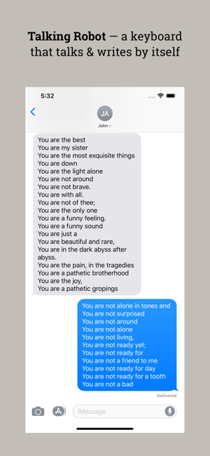 Creative Writer words ∞ flow on the App Store