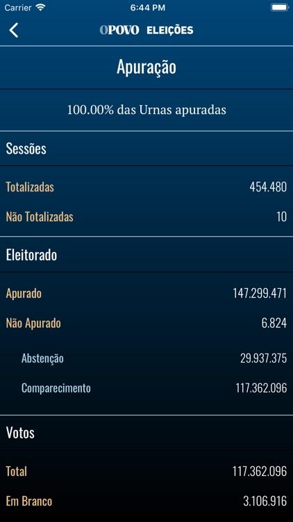O POVO Eleições screenshot-5