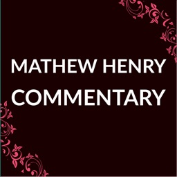 Matthew Henry Commentary.