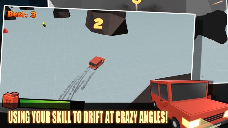 Endless Drifting Arena screenshot-3