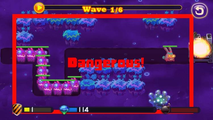 外星球塔防传奇游戏 screenshot-4