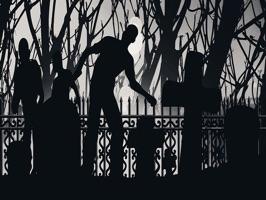 Zombie Stickers - Sid Y