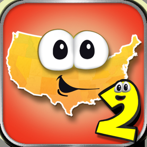 Stack the States® 2 app