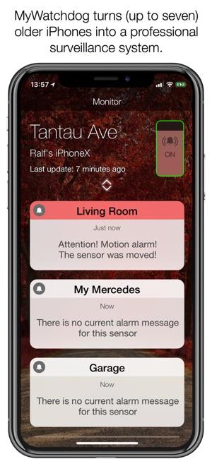 DIY Caméra de Surveillance dans l'App Store
