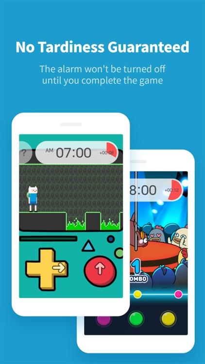 AlarmMon ( alarm clock ) screenshot-3