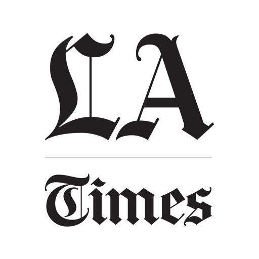 LA Times application logo