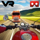 VR bike mundo real de carreras icon