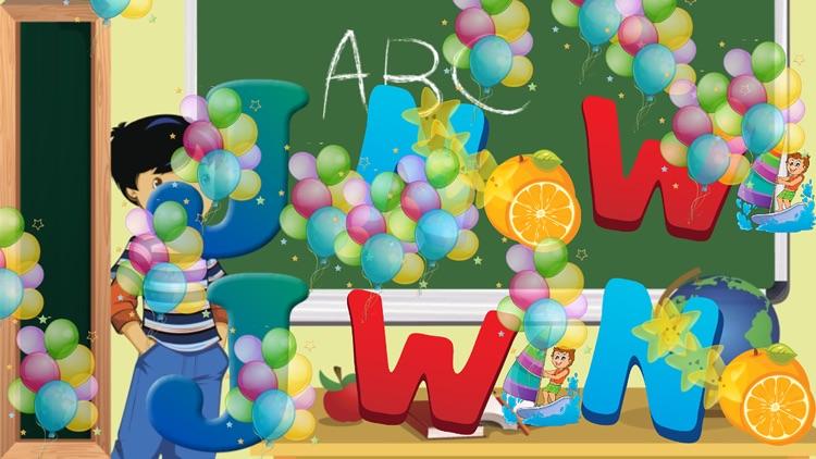 Spanish Alphabet Games for Kid screenshot-3