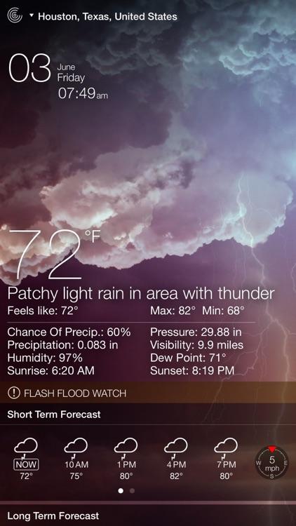 Weather Live.